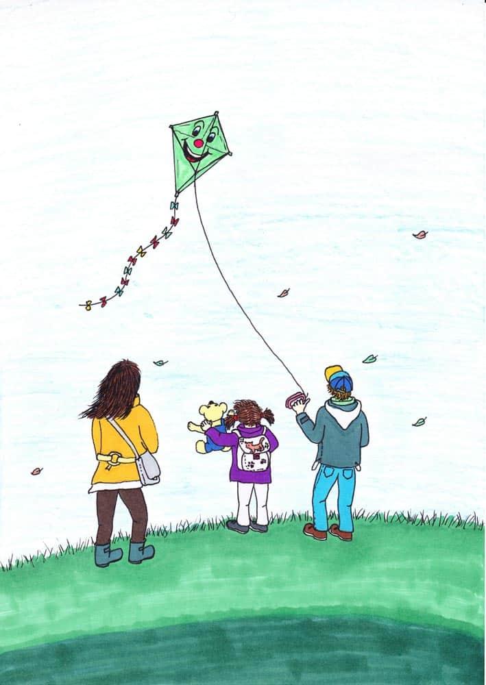 Kinderbuch_Drachen-steigen