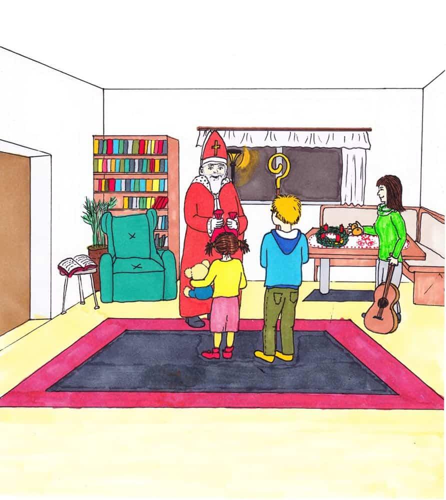 Kinderbuch_Nikolaus